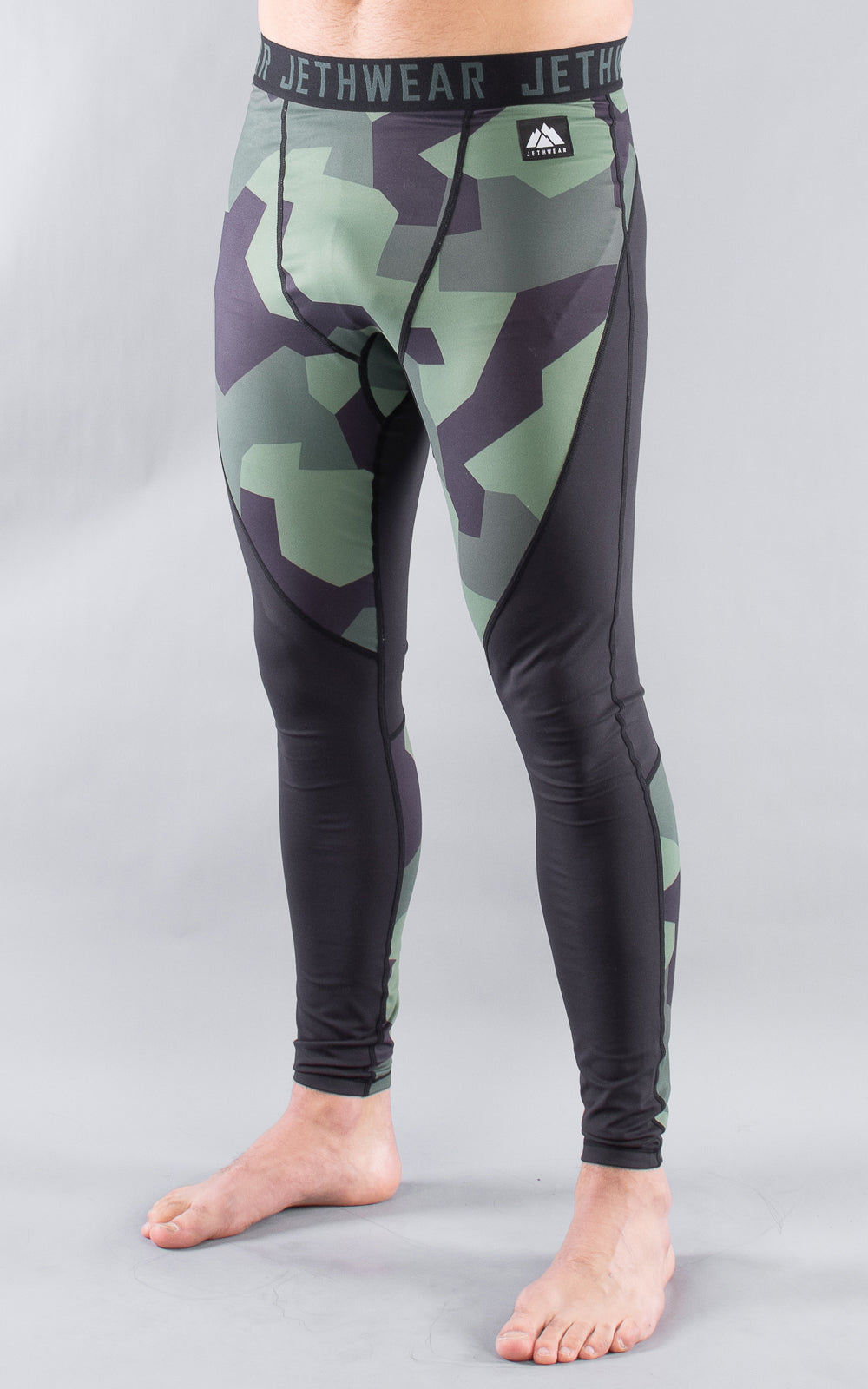M's Base One Longs Forest Camo