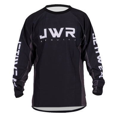 Race Sweater Jet Black/Asphalt Grey