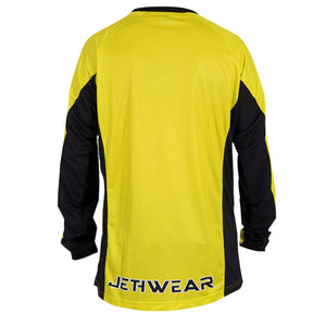 Race Sweater Safety Yellow/Jet Black