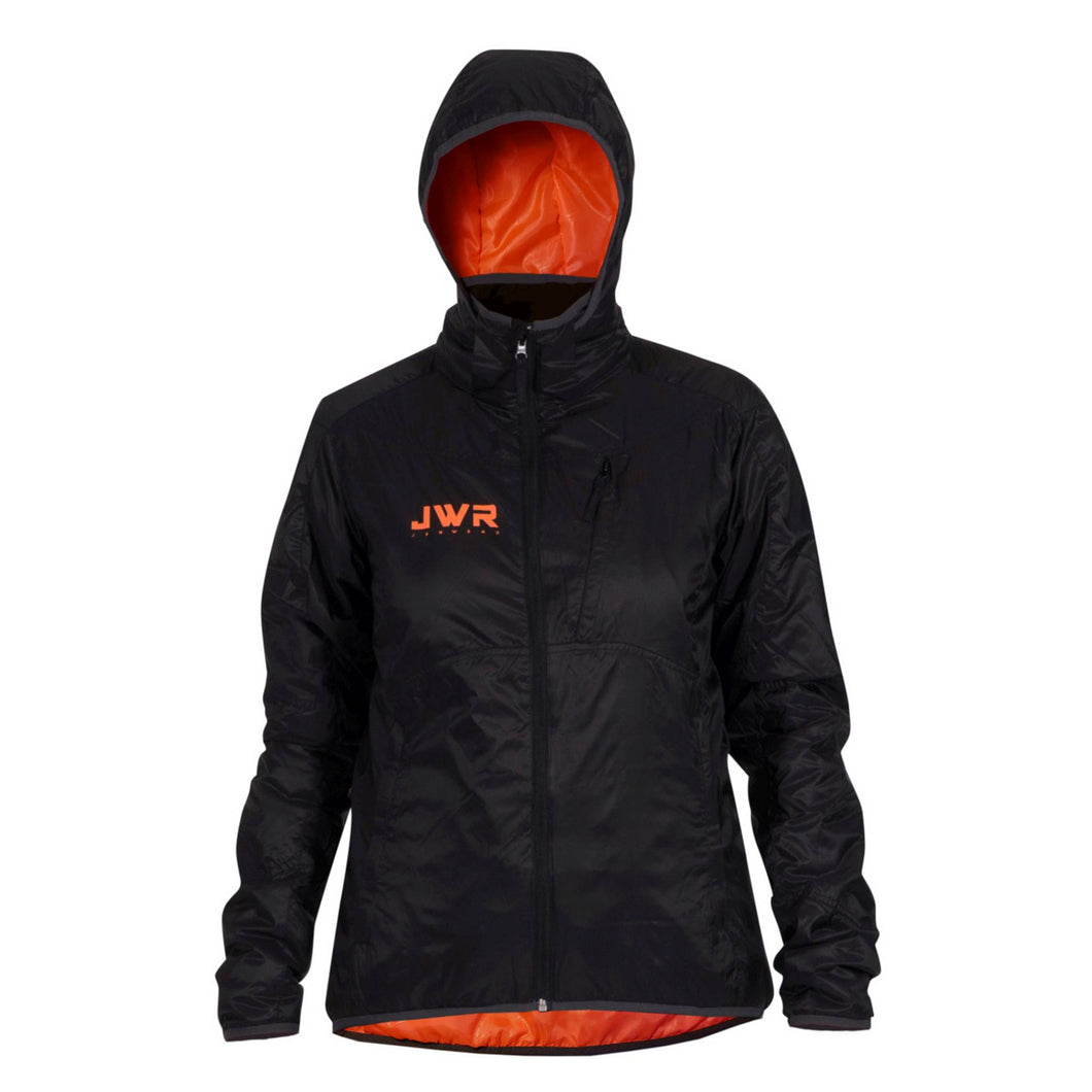 W's Cruiser Jacket JetBlack/FieryCoral