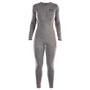 W's Base Onesie Grey/Rose