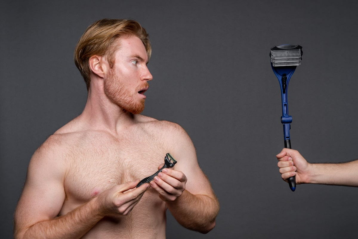 Manscaping Tips