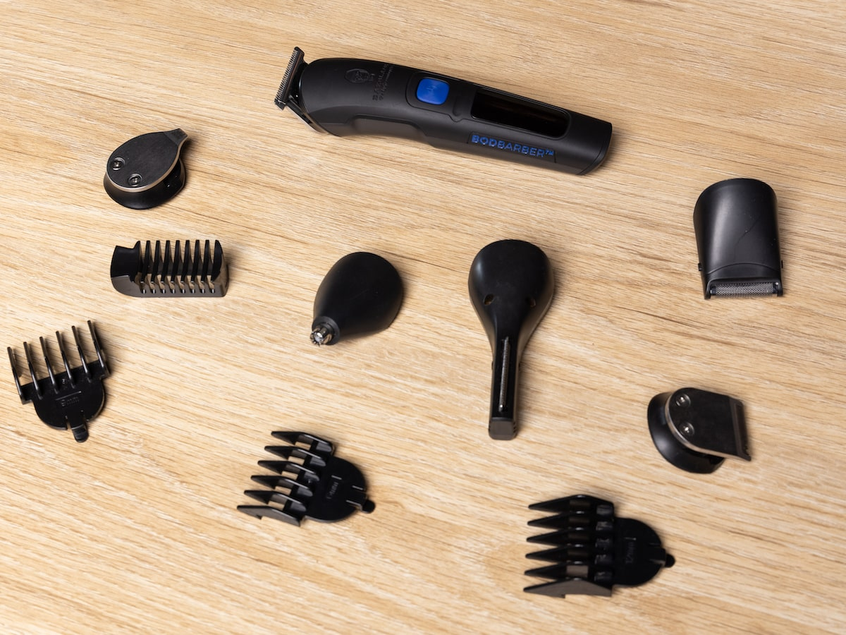 Manscaping Tools