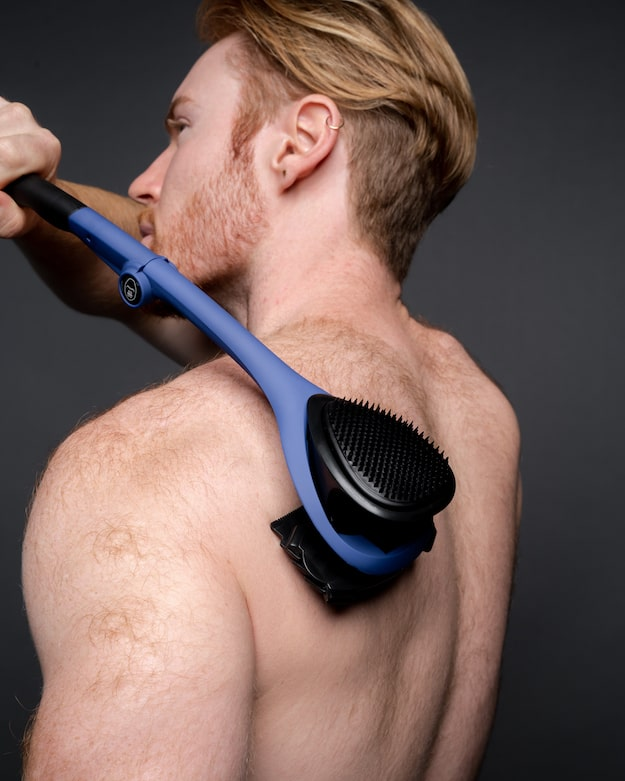 Manscaping Your Back