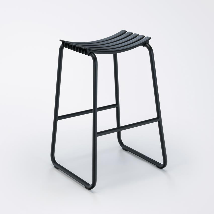 CLIPS indoor/outdoor bar stool