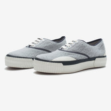 Load image into Gallery viewer, Inka Sneaker Ribbed Sole Grey