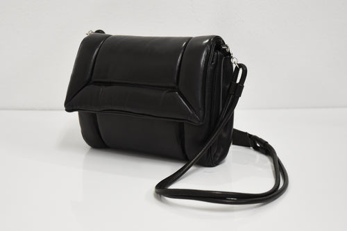 Black Pillow Bag