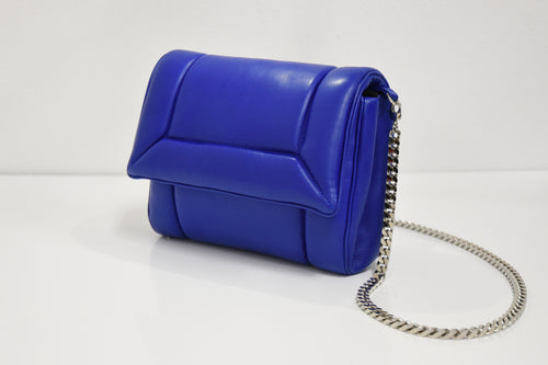Blue Klein Pillow Bag