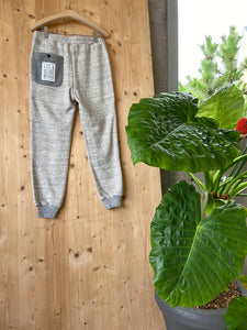 Oatmeal Jersey Sweat Pants