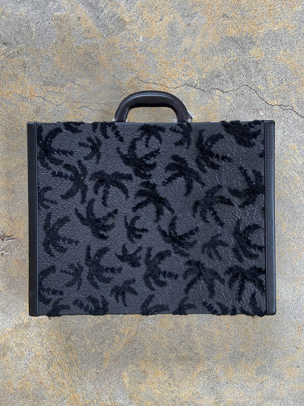 Palm Tree Briefcase