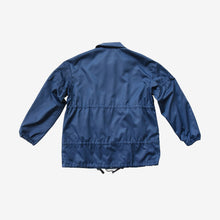 Load image into Gallery viewer, Multi Puller Navy Coach Jacket