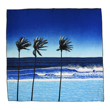 "Load image into Gallery viewer, HIROSHI NAGAI SCARF ""THE WAVE"""