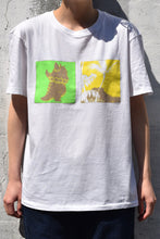 Load image into Gallery viewer, T9G x JULIEN DAVID RANGEAS JR WHITE T-SHIRT