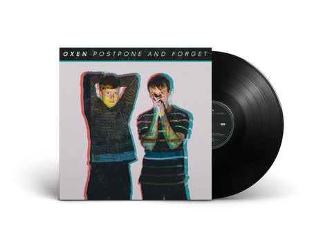 Postpone And Forget (Vinyl)
