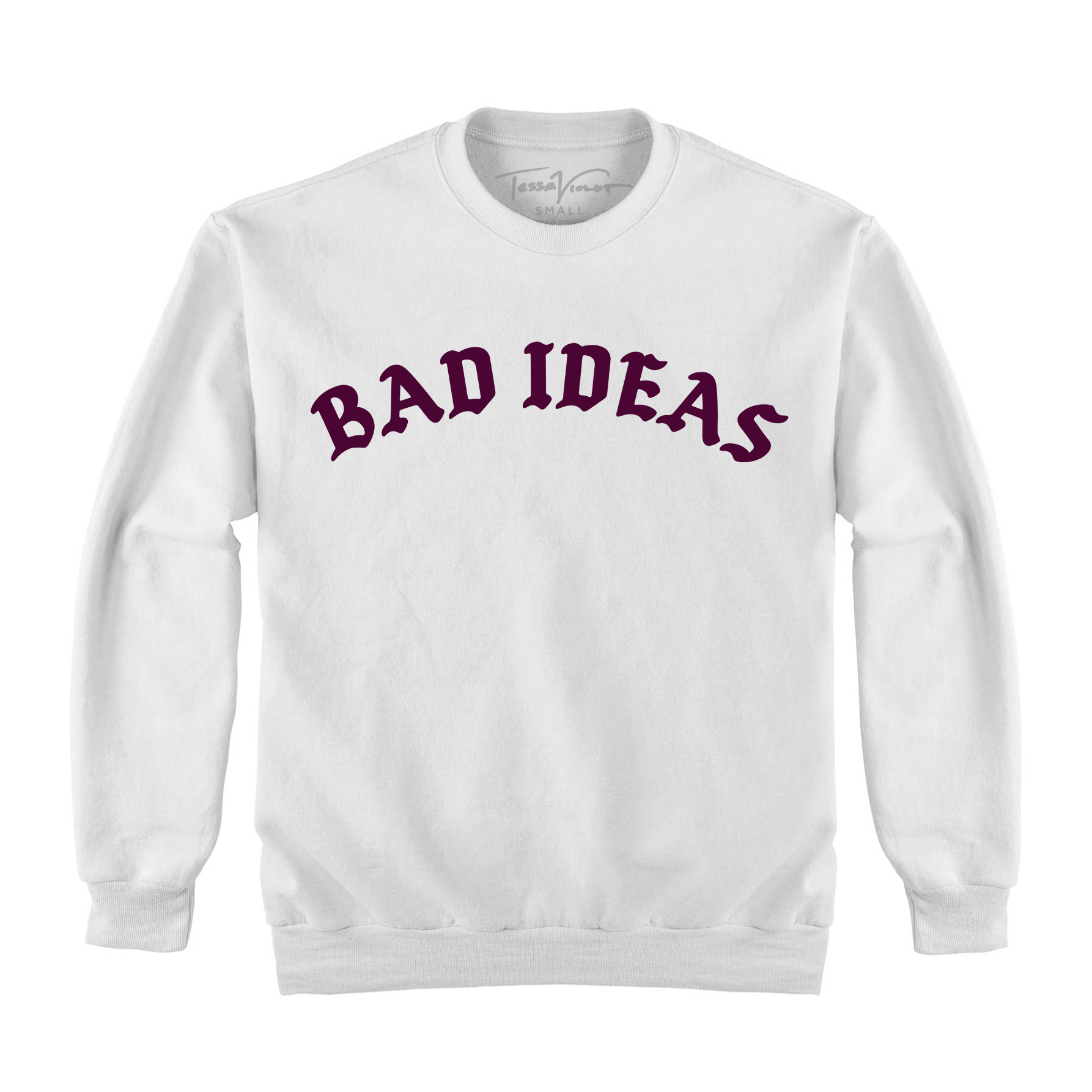 Bad Idea Sweater