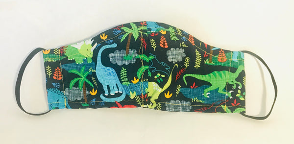 Dinosaur Party Mask