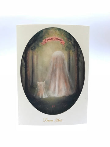 "Karla Pereira - ""Forever Ghosts"" Print"