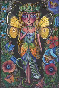 """The Queen of the Fairies""- Rosella Paolini"