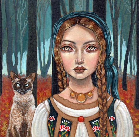 "Tammy Wampler - ""Mona and Euclid"""