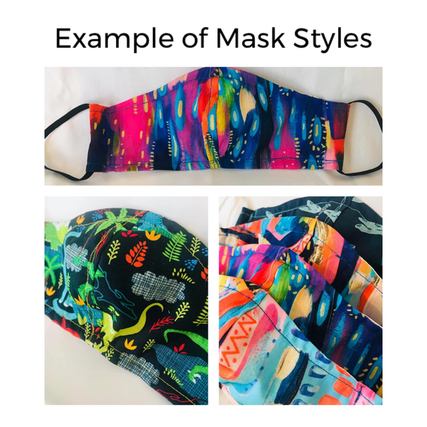 Painter's Palette Mask