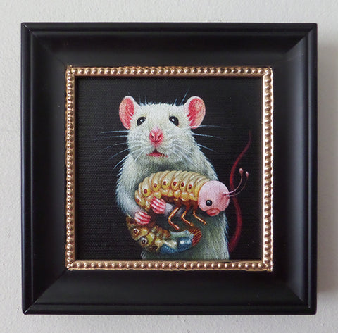 """Mouse and Maggot"" - Olga Ponomorenko"