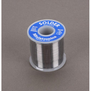 Rosin Core Solder 60/40 [16 oz]