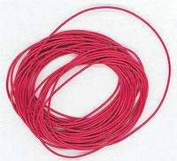 30 Ga Ultra Flex Stranded Wire-Single Conductor [10 Ft, Red]