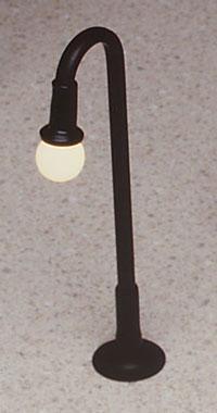 Parking Field Light - Black    [ 1 unit ]