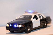 1/43 Scale LED LIght Bar Blue