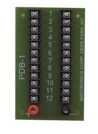 12-Position Pre-Wired Power Distribution Block [1 unit]
