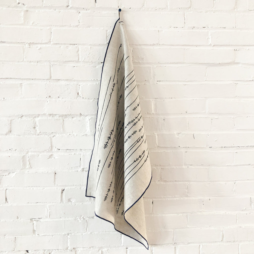 Linen Tea Towels | Salt Air Supply