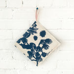 Navy Potholder Set