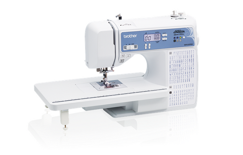 Brother XR9550PRW Familiar Maquina De coser Computarizada Project Runway