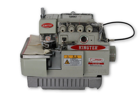 Fileteadora Industrial Kingter KT 747 F BK Remate