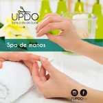 Spa Pies Hombre Updo He UP 046
