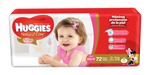 Pañales Bebe Huggies HUG NAT 4 XG Natural Care