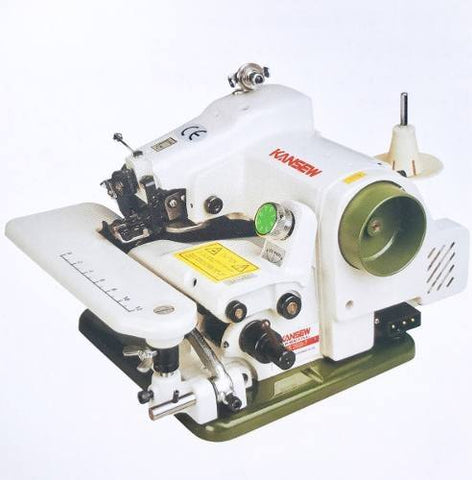 Puntada Invisible Familiar Kansew Ks 2000-7 Maquina De Coser