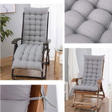 Load image into Gallery viewer, Thickened Patio Lounge Chair Cushion