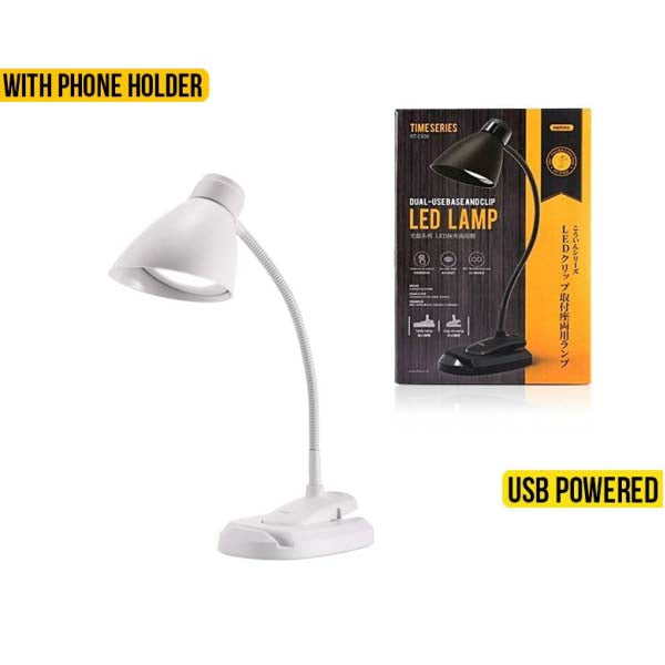 Remax Rechargeable LED Lamp White