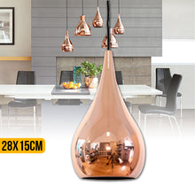 Load image into Gallery viewer, Copper Ceiling Lamp