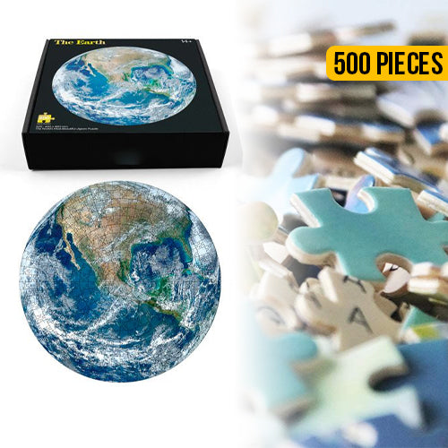 Premium Jigsaw Puzzle Earth