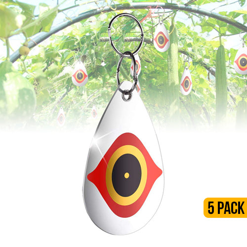 5 Pack Flash Reflection Predator Bird Repellent