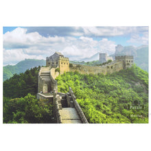 Load image into Gallery viewer, Great Wall of China 1000pc Puzzle & Mat