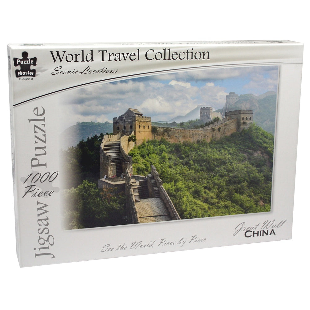 Great Wall of China 1000pc Puzzle & Mat