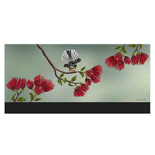 Load image into Gallery viewer, Cuppa Coffee Cup Pohutukawa Fantail