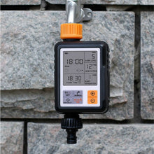 Load image into Gallery viewer, Digital Programmable Garden Water Timer