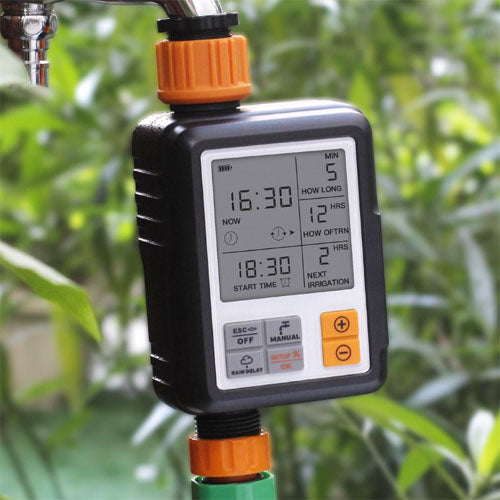 Digital Programmable Garden Water Timer