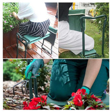 Load image into Gallery viewer, Foldable Garden Kneeler Seat Stool