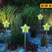 Load image into Gallery viewer, Glow In The Dark Stars Set Of 10