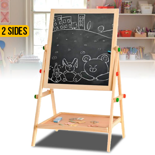 Kid's Standing Drawing Board